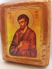 Saint Luke The Apostle Christianity Icon