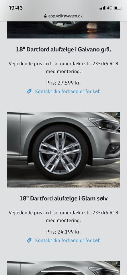 ORIGINALE VW. R-Line