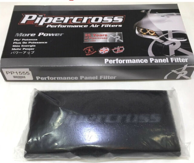PP1555 Pipercross Panel Air Filter For MG TF 160 03//02 -