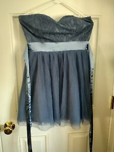 9ff8eee8e04 Image is loading Adorable-Delias-Juniors-Formal-Party-Dress-Size-3-