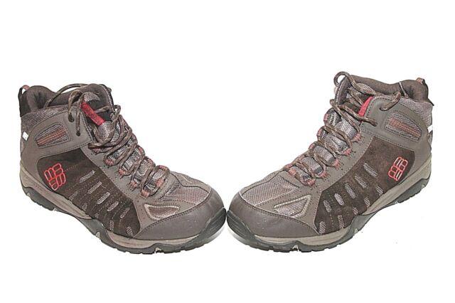 Columbia Granite Pass Mid Outdry Bm3791 Mens B3791 255 Hiking Shoes Sz 14