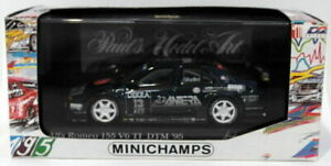 Minichamps-Escala-1-43-430-950313-Alfa-Romeo-155-V6-Ti-DTM-1995-13-G-Giudici