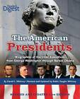 The American Presidents by David C Whitney (Paperback / softback)
