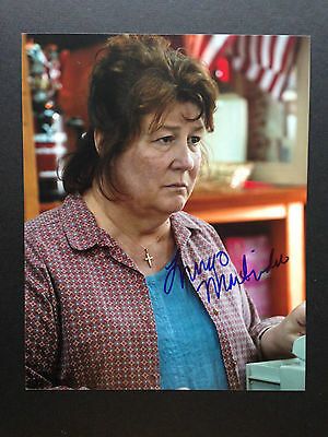 MARGO MARTINDALE SIGNED 8X10 PHOTO AUTOGRAPH JUSTIFIED MAGS BENNETT