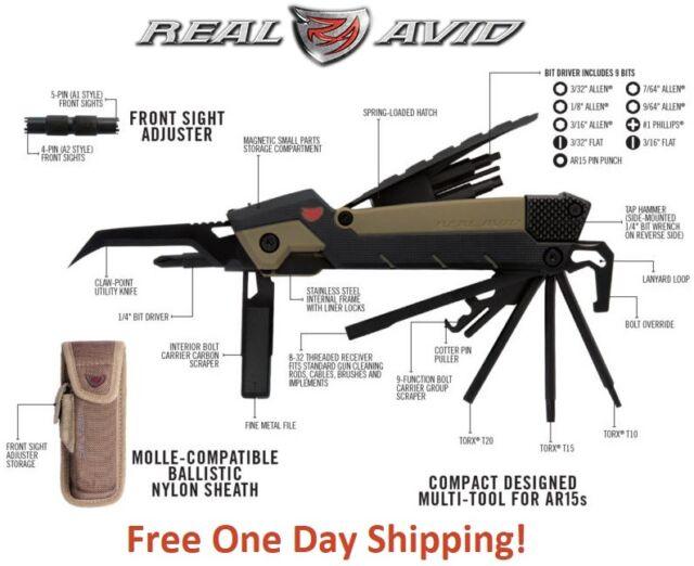 real avid gun tool pro - ar15 111535 |