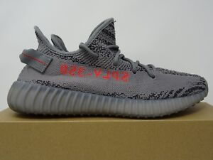 Image is loading Adidas-Yeezy-Boost-350-V2-Beluga-2-0-