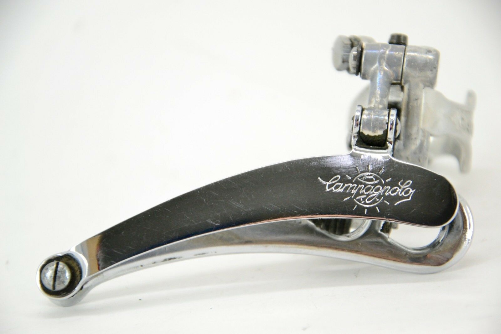 Campagnolo Nuovo Record Front Derailleur No Holes No Lip 28.6mm  Clamp 1970s  select from the newest brands like