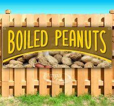 Boiled Peanuts Advertising Vinyl Banner Flag Sign Many Sizes Produce Usa Fresh