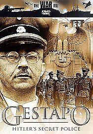 GESTAPO HITLERS SECRET POLICE