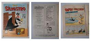 Bugs-Bunny-presenta-Silvestro-numero-50-Lire-130-20-gennaio-1971-Cenisio