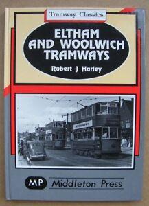 2019 Nouveau Style Eltham Et Woolwich Tramways Par Robert J. Harley (cartonnée, 1996)-afficher Le Titre D'origine