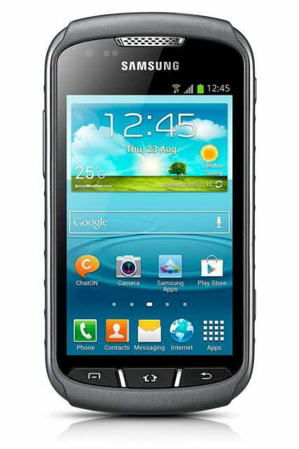 Samsung Galaxy Xcover 2 S7710 Android Outdoor Smartphone ohne Simlock Kamera