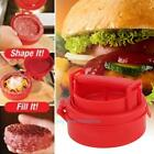 Hamburger Patty Meat Mold Maker Grinder BBQ Grill Automatic Press Machine Tool