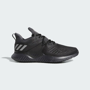 73af7b4c6 Image is loading Adidas-BB7568-Men-Alphabounce-Beyond-Running-shoes-black-