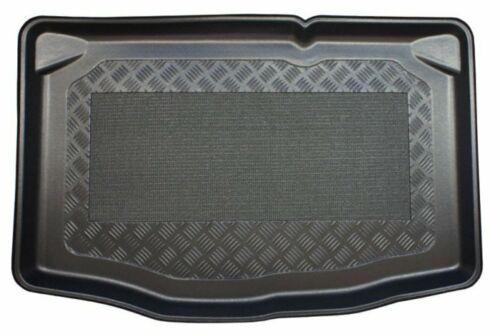 Basic plus tapiz bañera antideslizante para mazda 2 DJ hatchback 5-puertas 2015