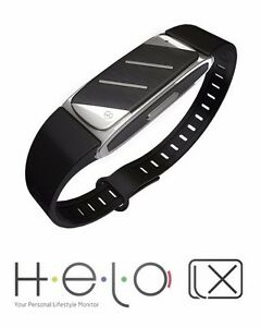 Helo personal fitness tracker * The most advanced wearable device in the world*