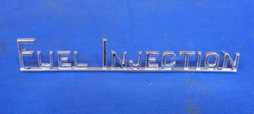 "Jaguar//daimler /""injection/"" badge coffre pour XJ12 série 2 BD47265"