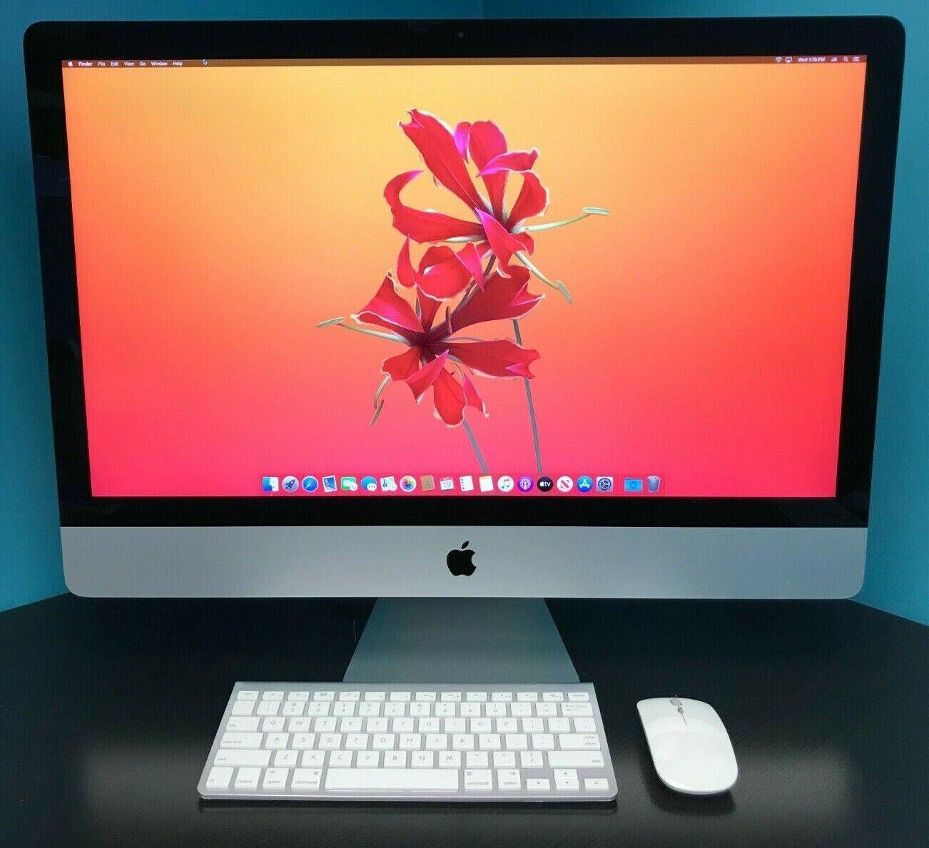 Apple iMac 27 5K Retina | 512GB SSD UPGRADED | 16GB RAM | OS2020 | WARRANTY!. Buy it now for 1399.00