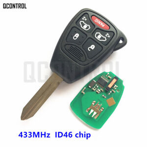 Car-Key-Vehicle-Remote-Fob-For-Chrysler-Town-amp-Country-Aspen-200-300-PT-Cruiser