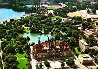 Hannover , Neues Rathaus  ; Ansichtskarte 2000 gel.