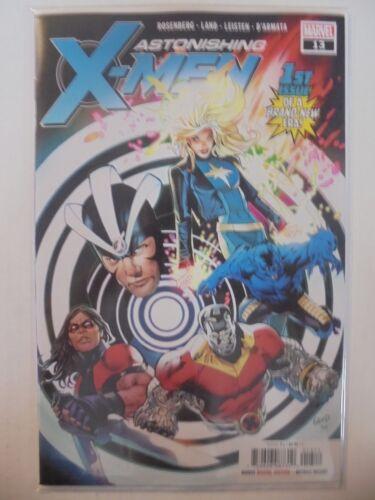 Astonishing X-Men #13 Marvel NM Comics Book