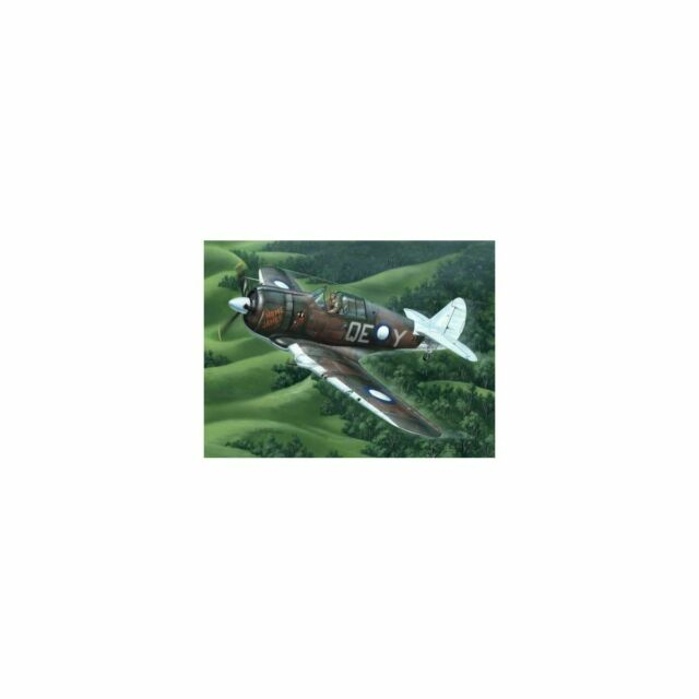 Special Hobby Spec72252 CAC CA-13 Boomerang 1/72