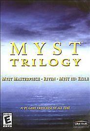 Myst Trilogy (Myst Masterpiece, Riven, Myst III - Exile) Visit the Ubisoft Store