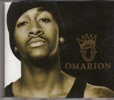 (CF381) Omarion, O - 2005 DJ CD