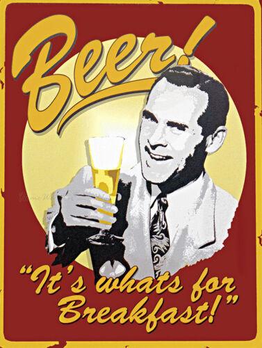Metal tin Sign Plaque Bar Pub Vintage Retro Wall Decor Poster Home Club.