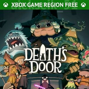 Death's Door Xbox One and Xbox Series X/S Gift Code Global Worldwide Key