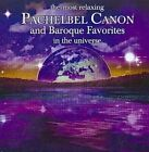Most Relaxing Pachelbel Canon & Baroque Favorites 795041772329 by Various CD