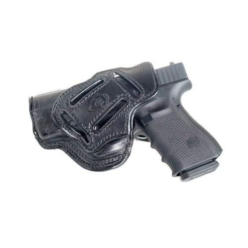 MULTI-CARRY HOLSTER FOR WALTHER P22 4 IN 1 IWB /& OWB LEATHER HOLSTER