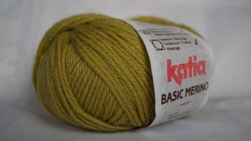 Katia Basic Merino 50 g