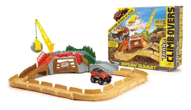 Tonka - Climb-Overs Jeep Ripsaw Summit Playset - 06668