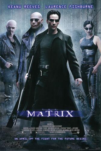 Z185 The Matrix Poster 24X36