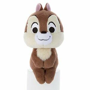 Disney-Character-034-Chokkorisan-034-Chip-Plush-Doll-Chip-039-n-Dale