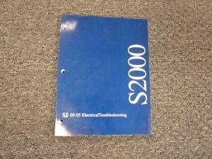 2005 honda s2000 service manual