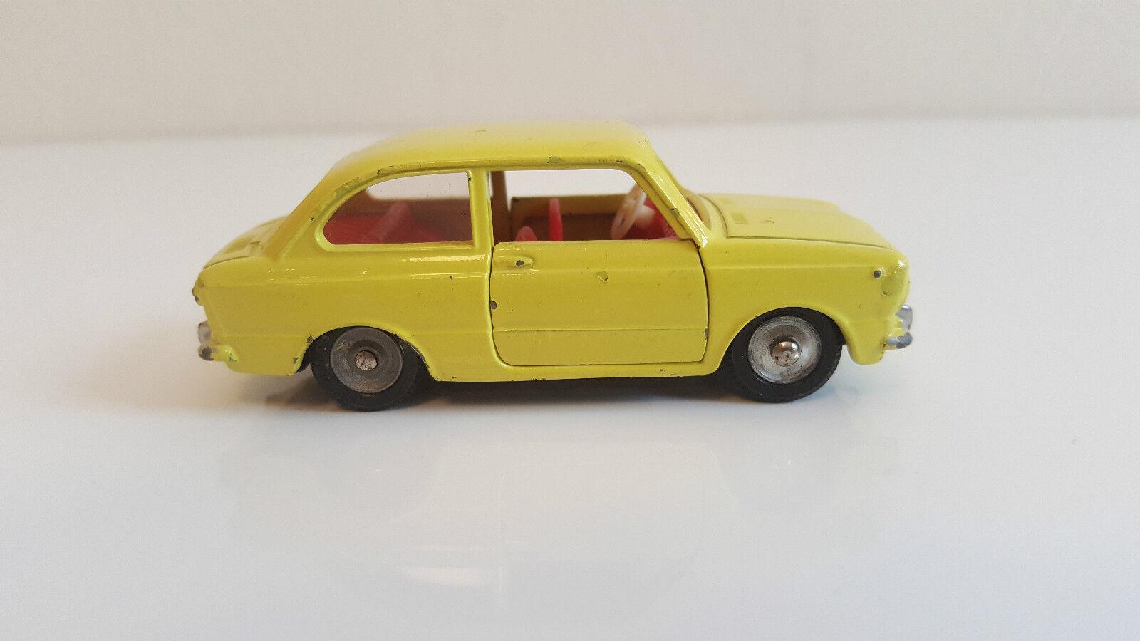 Dinky toys boîte repro 587 citroen camionnette philips