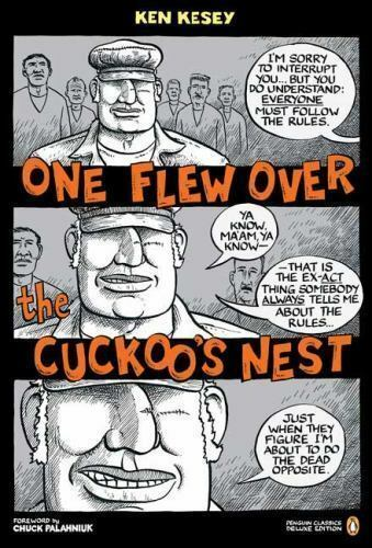 One Flew Over the Cuckoo's Nest: (Penguin Classics Deluxe Edition) Kesey, Ken P