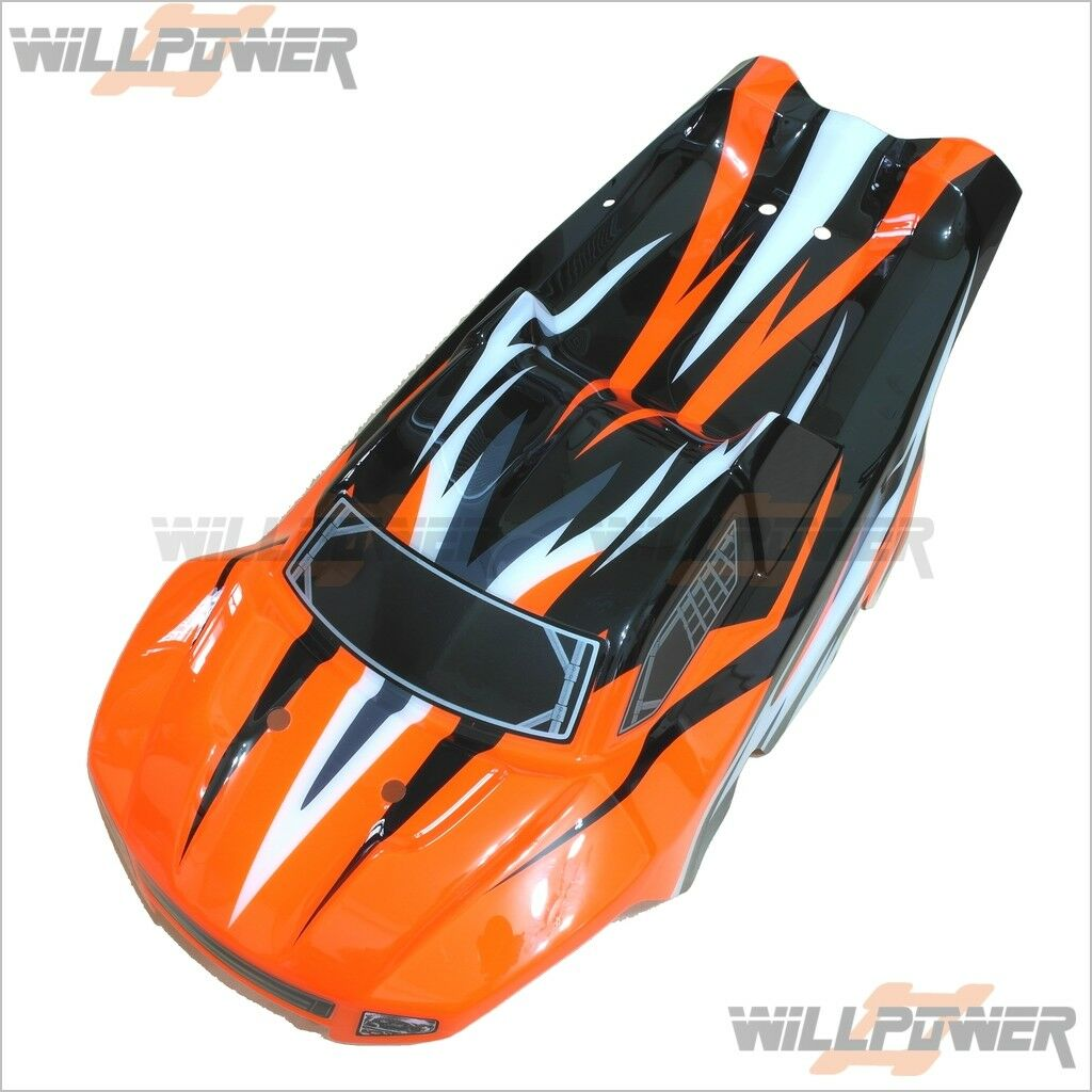 Painted Printed Body Shell / Cover  92008  RC-WillPower  HOBAO Hyper SST