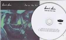 BEAR'S DEN DEW ON THE VINE RARE 3 TRACK PROMO CD