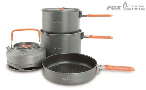 FOX Cookware Large Cookset 4Pieces