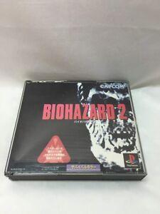 Usado-PS1-PS-PlayStation-1-Bio-hazard-2