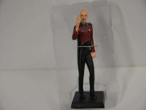 Jean-Luc Picard 10cm  Action Figur Star Trek VOYAGER