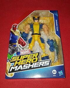 Figurine Marvel Super Hero Mashers  Wolverine  Hasbro