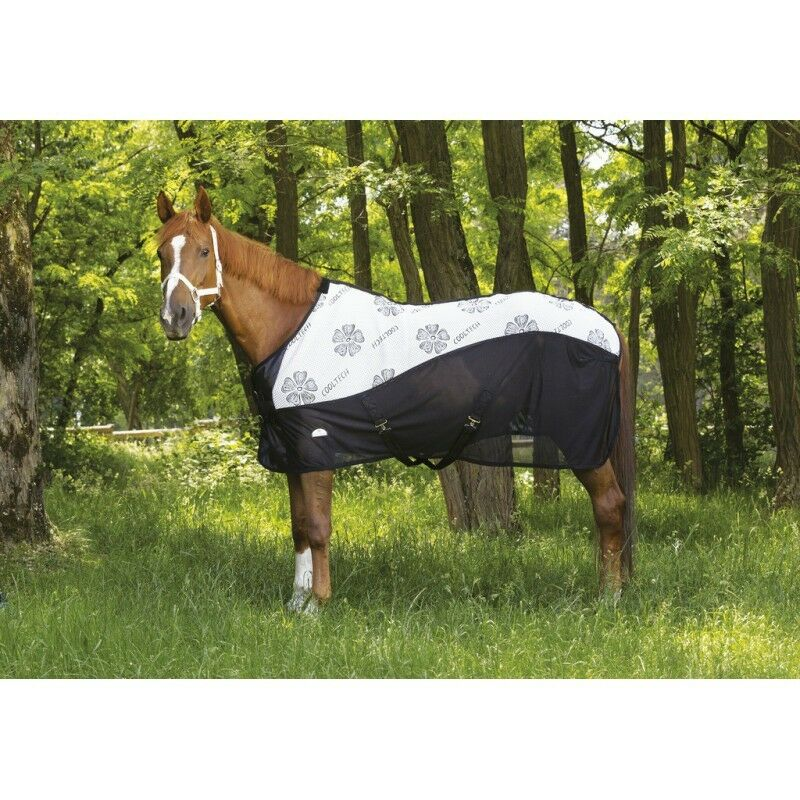 Equitheme Cooltech Mesh Summer Sheet  Cooler Rug Horse or  Pony sizes  high-quality merchandise and convenient, honest service
