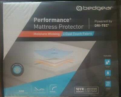 BedGear Performance Moisture Wicking + Cool Touch Fabric ...