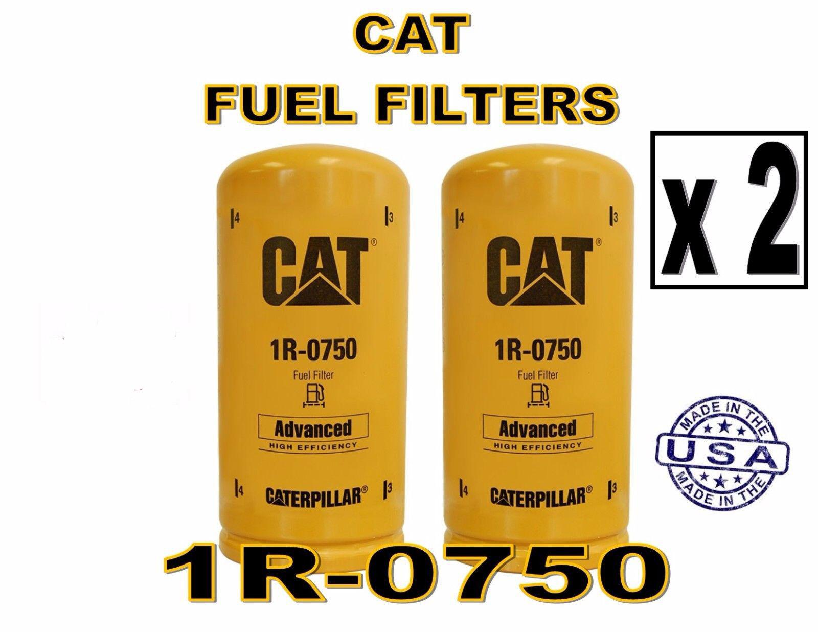 Caterpillar. Fuel Filters
