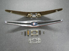 1964 Buick Electra 225 Horn Bar Complete Tri Shield Emblem Chrome All Parts 64