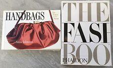 The Fashion Book Phaidon & Handbags Power of the Purse Johnson Gucci Channel